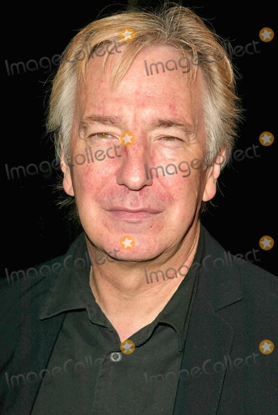 Alan Rickman Photo - Alan Rickman at the Emmy Nominee Party for Outstanding Performing Talent at Spago Restaurant Beverly Hills CA 09-17-04