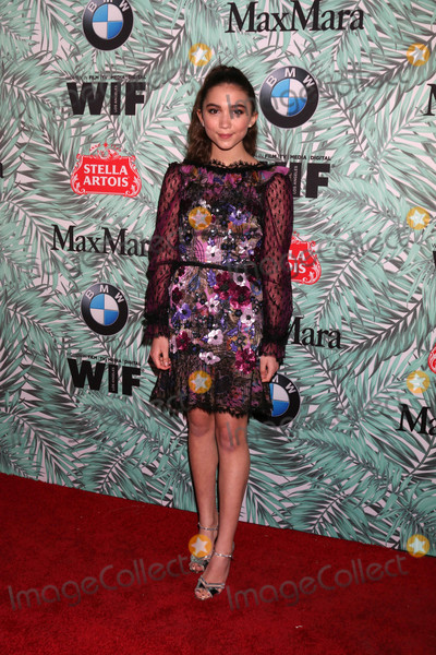 Rowan Blanchard Photo - Rowan Blanchardat the 10th Annual Women in Film Pre-Oscar Cocktail Party Nightingale Plaza Los Angeles CA 02-24-17