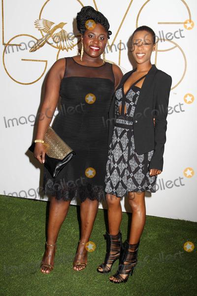 Samira Wiley Photo - Danielle Brooks Samira Wileyat LoveGold Honors Academy Award Nominee Lupita Nyongo Chateau Marmont Los Angeles CA 02-26-14