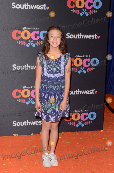Aubrey Anderson-Emmons Photo - Aubrey Anderson-Emmonsat the Coco US Premiere El Capitan Hollywood CA 11-08-17