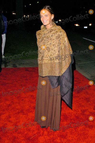 Gabrielle Anwar Photo - Gabrielle Anwar at the Hallmark Channel Hosts Dinner for NCTA Ebell Club Los Angeles CA 01-13-05