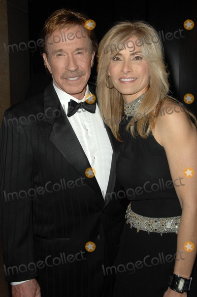 Chuck Norris Photo - Chuck Norris and wife Gina at the 17th Annual Movieguide Faith and Values Awards Gala Beverly Hilton Hotel Beverly Hills CA 02-11-09
