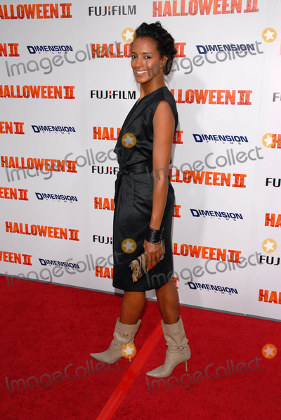ELLA THOMAS Photo - Ella Thomasat the Los Angeles Premiere of Halloween II Graumans Chinese Theatre Hollywood CA 08-24-09