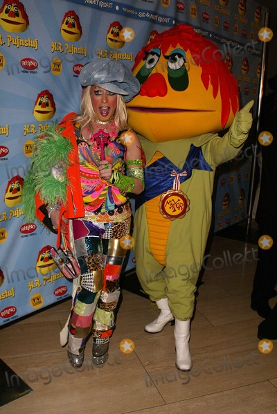 HR Pufnstuf Photo - Alexis Arquette at the HR Pufnstuf The Complete Series DVD Release Party Museum of Television and Radio Beverly Hills CA 02-12-04