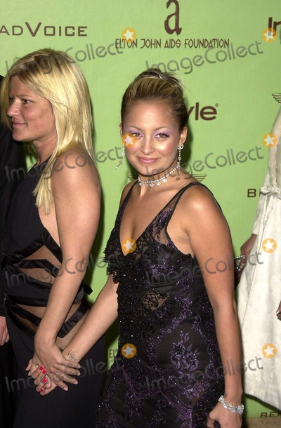 Elton John Photo - Nicole Richie at Sir Elton Johns 12th Annual Academy Awards Viewing Party in West Hollywood CA 02-29-04