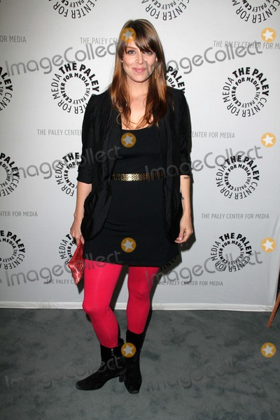Amber Benson Photo - Amber Bensonat the Husbands Season Two Premiere Panel Paley Center Beverly Hills CA 08-13-12