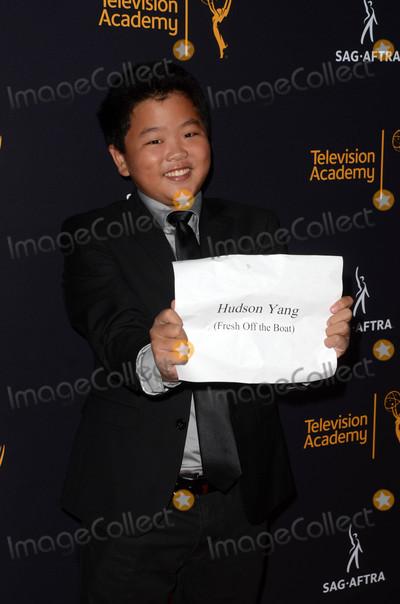Hudson Yang Photo - Hudson Yangat the Television Academy and SAG-AFTRA Host 4th Annual Dynamic  Diverse Celebration Saban Media Center North Hollywood CA 08-25-16