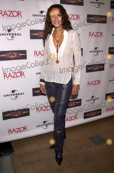 Angelica Castro Photo - Angelica Castro at the launch party for the DVD release of Universals The Scoprion King at the Virgin Megastore West Hollywood CA 09-30-02