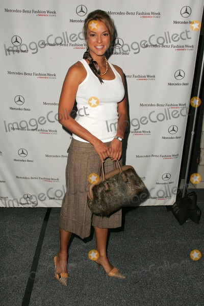 Eva LaRue Photo - Eva Larueattending the first day of Mercedes-Benz Fashion Week Smashbox Culver City CA 10-16-05