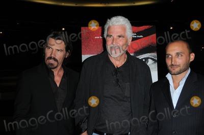 Amir Bar-Lev Photo - Josh Brolin James Brolin and Amir Bar-Levat The Tillman Story Screening Pacific Design Center West Hollywood CA 08-12-10