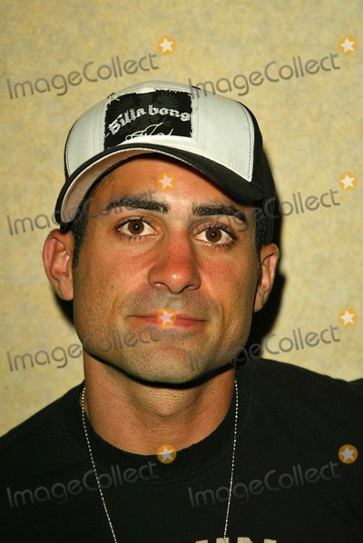 Mike Kasem Photo - Mike Kasem at the Deborah and Carlos Santana Milagro Foundation Benefit on the rooftop of the Hyatt On Sunset West Hollywood CA 08-31-04