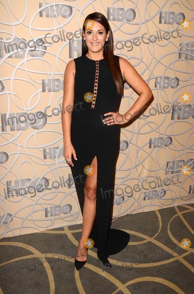 Angelique Cabral Photo - Angelique Cabralat the HBO Golden Globes After-Party Beverly Hilton Beverly Hills CA 01-08-17