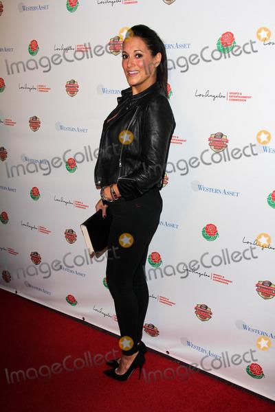 Angelique Cabral Photo - Angelique Cabralat the National Championship Party A Taste of LA Pasadena Convention Center Pasadena CA 01-05-14