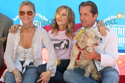 Jimmy Van Patten Photo - Nicolette Sheridan with Linda Blair and Jimmy Van Pattenat the kick off for Dine With Your Dog Day Century Plaza Hotel Century City CA 10-19-06