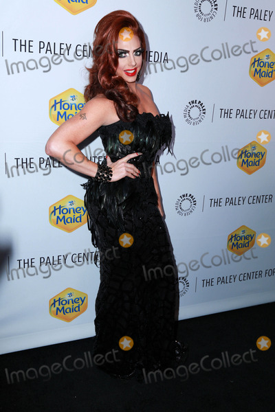 Alyssa Edwards Photo - Alyssa Edwardsat The Paley Center For Media 2014 Los Angeles Gala Skirball Center Los Angeles CA 11-12-14