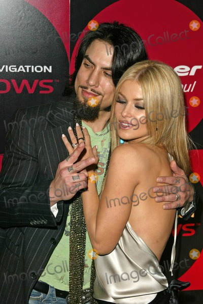 Dave Navarro Photo - Dave Navarro and Carmen Electraat the Pioneer Electronics Automotive Navigation Systems Launch Party Montmartre Lounge Hollywood CA 04-21-05