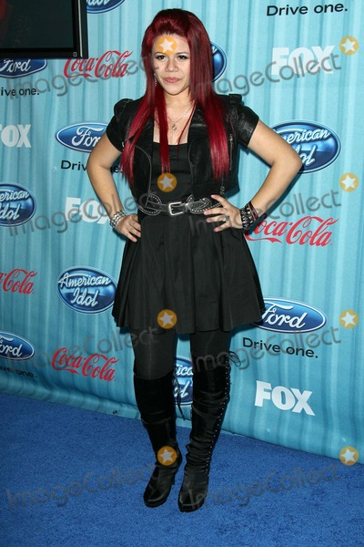 Allison Iraheta Photo - Allison Iraheta at the American Idol Top 12 Party Area Los Angeles CA 03-05-09