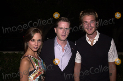 Eric Lively Photo -  Lisa Marie Kurbikoff Cary Elwes and Eric Lively at the premiere of UPRISING at the Academy of Motion Picture Arts and sciences Beverly Hills 10-22-01