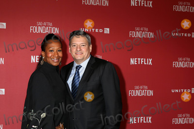Nicole Avant Photo - Nicole Avant Ted Sarandosat the SAG-AFTRA Foundations Patron of the Artists Awards 2017 Wallis Annenberg Center for the Performing Arts Beverly Hills CA 11-09-17
