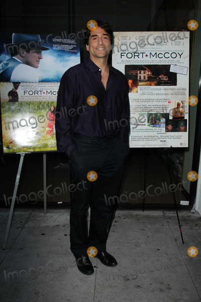 Vincent Spano Photo - Vincent Spanoat the Fort McCoy Premiere Music Hall Theater Beverly Hills CA 08-15-14