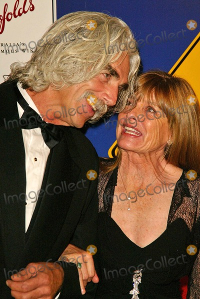 Katharine Ross Photo - Sam Elliott and wife Katharine Ross at the 2nd Annual Penfolds Gala Black Tie Dinner at the Century Plaza Hotel Century City CA 01-15-05