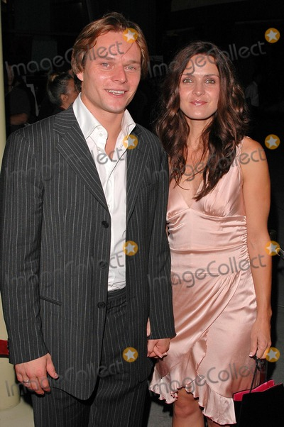 Iva Hasperger Photo - Iva Hasperger and date at the Los Angeles Premiere of Vlad at the ArcLight Hollywood Hollywood CA 09-08-04
