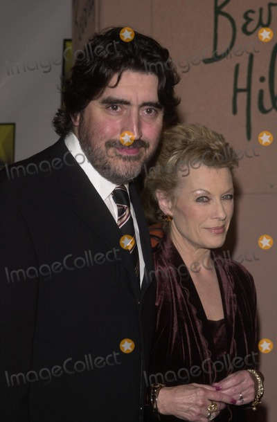 Alfred Molina Photo - Alfred Molina and wife Jill at the 8th Annual Critics Choice Awards Beverly Hills Hotel Beverly Hills CA 01-17-03