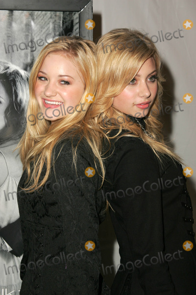 AJ Michalka Photo - Aly Michalka and AJ Michalkaat the celebrity screening of Walk The Line Academy of Motion Picture Arts and Sciences Beverly Hills CA 11-10-05