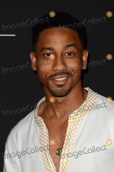 Brandon T Jackson Photo - Brandon T Jacksonat the Mr Church Premiere Arclight Hollywood CA 08-06-16