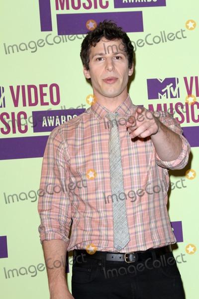 Andy Sandberg Photo - Andy Sandbergat the 2012 Video Music Awards Press Room Staples Center Los Angeles CA 09-06-12