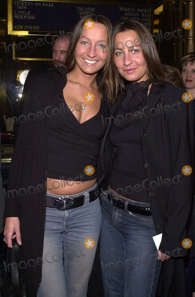 Teena Collins Photo - Nikki and Teena Collins at the premiere of Disneys The Count Of Monte Cristo at the El Capitan Theater Hollywood 01-23-02