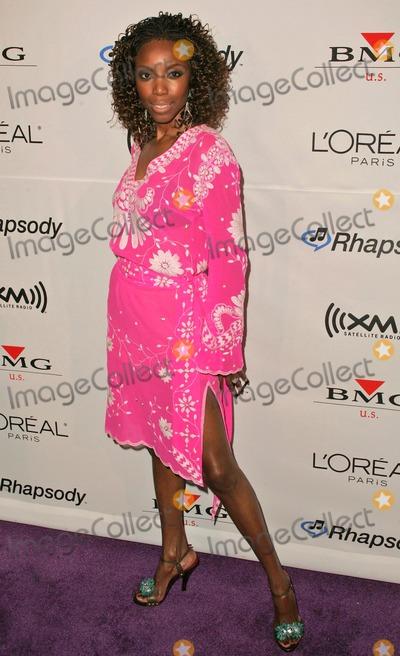 Heather Headley Photo - Heather Headleyat Clive Daviss Annual Pre Grammy Extravaganza the Beverly Hilton Beverly Hills CA 02-07-06