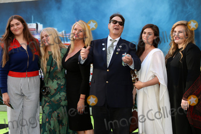 Dan Aykroyd Photo - Dan Aykroyd Donna Dixon Familyat the Ghostbuster Premiere TCL Chinese Theatre Hollywood CA 07-09-16