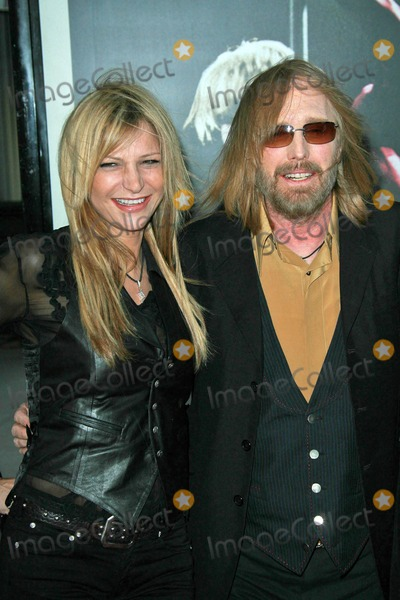 Photos and Pictures - Tom Petty and wife Dana with David A ...