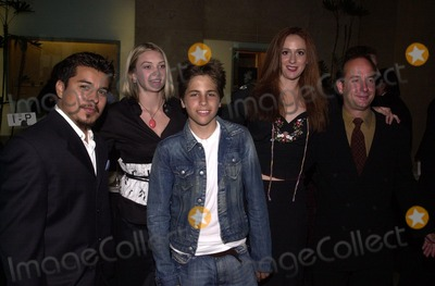 Pablo Santos Photo - Jacob Vargas Jamie Strange Pablo Santos Rebecca Creskoff and Julio Mechoso at the 32nd Anniversary 2002 Nosotros Golden Eagle Awards Beverly Hilton Hotel Beverly Hills CA 07-26-02