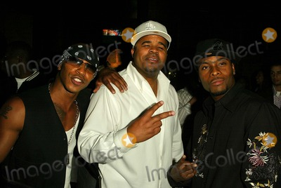 Claude Brooks Photo - Fredro Starr Claude Brooks and Kel Mitchell at the launch party for Paramounts Televisions new Dance 360 at Las Palmas Hollywood CA 08-31-04