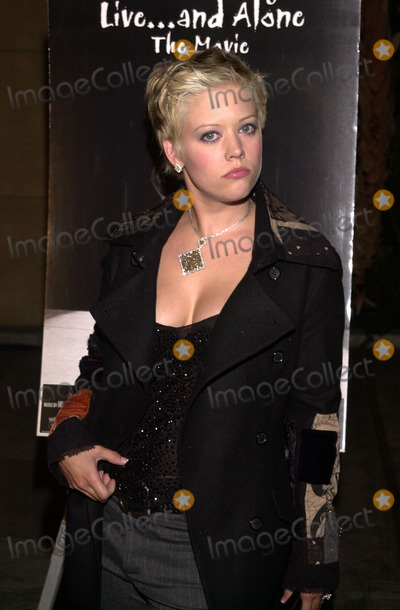 Tammy Lynn Photo - Tammy Lynn Michaels at the premiere of Melissa Etheridges Live  and Alone presented by the Human Rights Campaign Egyptian Theater Hollywood CA 09-30-02