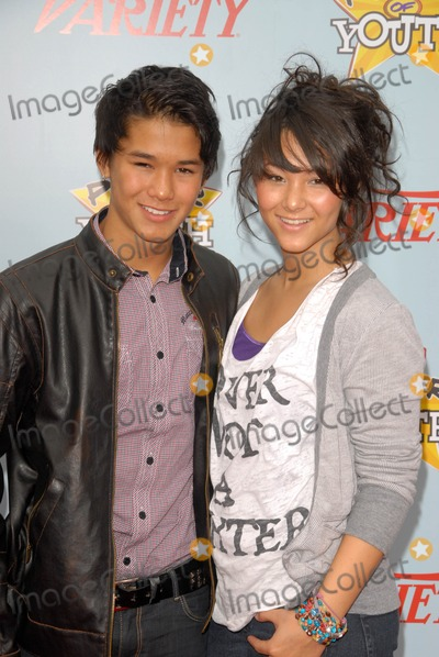 Fivel Stewart Photo - BooBoo Stewart and sister Fivel Stewart at Varietys 3rd Annual Power of Youth Paramount Studios Hollywood CA 12-05-09