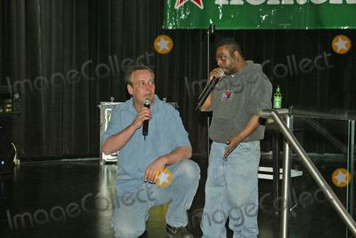 Beetlejuice Photo - Bob Levy and Beetlejuice