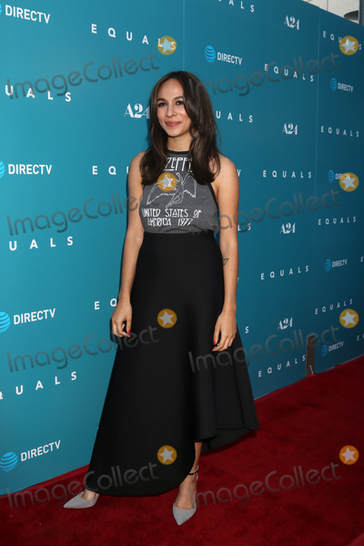 Aurora Photo - Aurora Perrineauat the Equals Los Angeles Premiere ArcLight Theater Hollywood CA 06-07-16