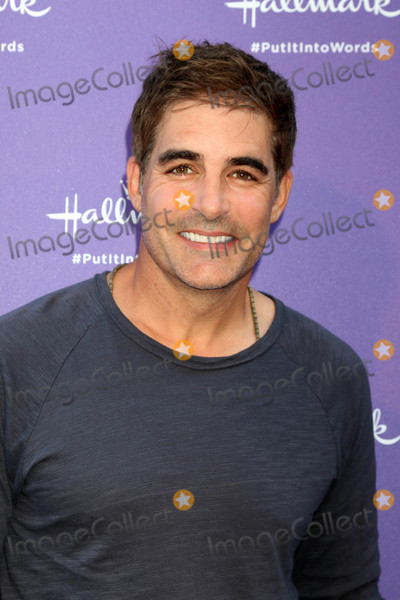 Galen Gering Photo - Galen Geringat the Launch Party for Hallmarks Put It Into Words Campaign The Lombardi House Los Angeles CA 07-30-18