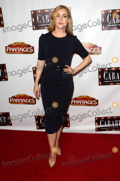 Amanda Schull Photo - Amanda Schullat the Cabaret Opening Night Pantages Hollywood CA 07-20-16
