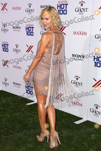 Anya Monzikova Photo - Anya Monzikovaat the 2013 Maxim Hot 100 Party Vanguard Hollywood CA 05-15-13