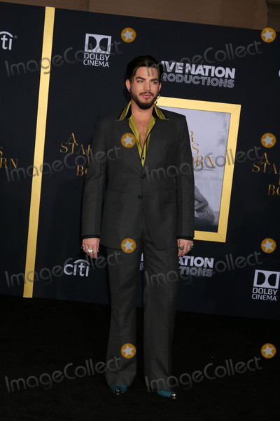 Adam Lambert Photo - Adam Lambertat the A Star is Born LA Premiere Shrine Auditorium Los Angeles CA 09-24-18