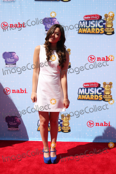 Piper Curda Photo - Piper Curdaat the 2014 Radio Disney Music Awards Nokia Theater Los Angeles CA 04-26-14