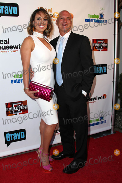 David Edwards Photo - Kelly Dodd Michael Dodd at The Real Housewives of Orange County Premiere Party  Los Angeles CA on February 20 2013 (Photo by David Edwards)