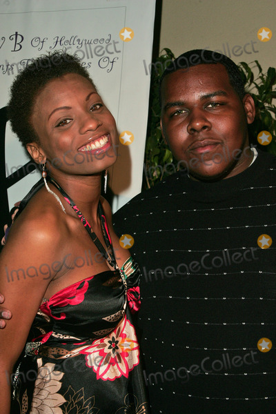 Angelique Bates Photo - Angelique Bates and H Woodat the Top X Calendar Release Pre-Oscar Party hosted by Denyce Lawton and Wesley Jonathan Loggia Hollywood CA 02-23-07