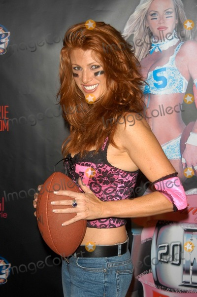 Angie Everhart Photo - Angie Everhart at the Lingerie Bowl 2004 Launch Party Fenix Room Argyle Hotel West Hollywood CA 09-17-03
