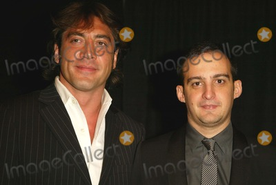 Alejandro Amenabar Photo - Javier Bardem and Alejandro Amenabar at the 2005 Palm Springs International Film Festival Awards  Palm Springs Convention Center Palm Springs CA 01-08-05