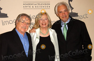 Bonnie Bartlett Photo - William Daniels with Bonnie Bartlett and Steven Bochco at the Another Opening Another Show A Celebration Of TV Theme Music presented by ATAS The Leonard H Goldenson Theater North Hollywood CA 10-11-07